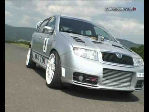extrem tuning fabia 4x4 tdi youtube. Black Bedroom Furniture Sets. Home Design Ideas