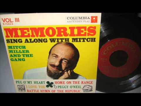 Battle Hymn of the Republic: Mitch Miller, Gang, Columbia Records, Julia Ward Howe