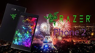 Razer Phone 2 - High Rated best Gaming Smartphone Review, First Look