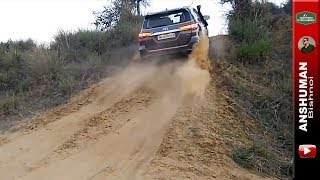 Weekend Offroading with new Fortuner, new Endeavour, V-Cross, Gypsy