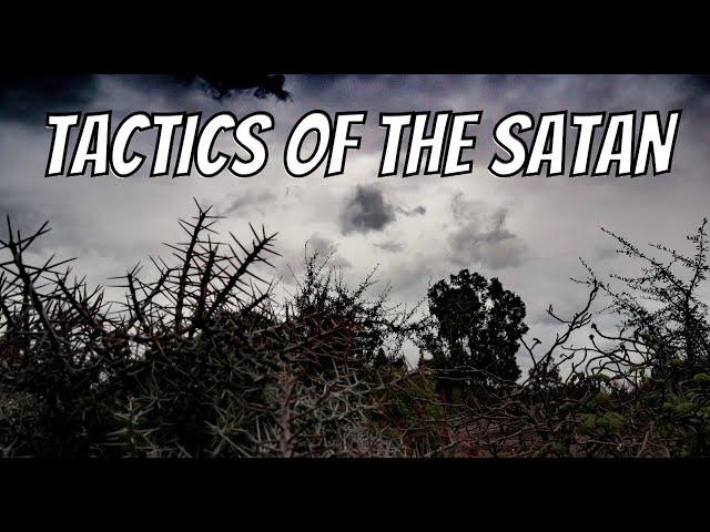 TACTICS OF THE SATAN