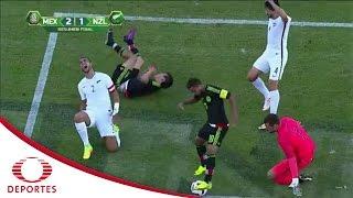 Resumen México 2 - 1 Nueva Zelanda | Televisa Deportes