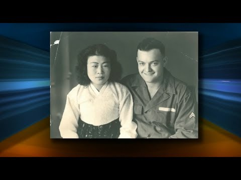 Korean War Bride Ock Soon Lee  Saved from Slavery | Real Life (05/18/2014)