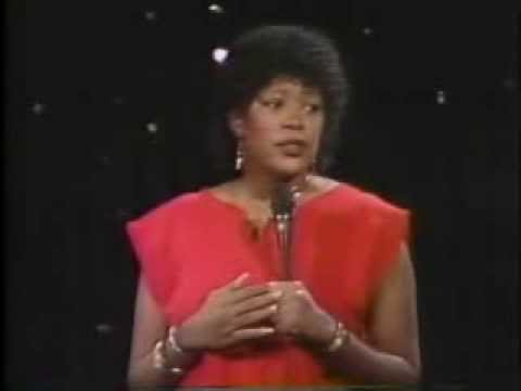 """Marsha Warfield from """"Night Court"""" LIVE in San Francisco (1987)"""