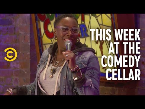 """Gina Yashere: """"I am Four Out of Six Things That Trump Hates"""" - This Week at the Comedy Cellar"""