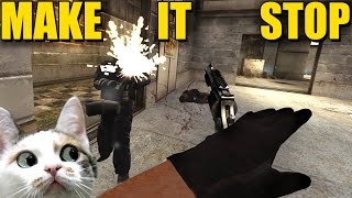 CS:GO - First Impressions w/ R8 REVOLVOR (Reactions & Stupid Frags)