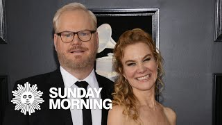 Jim and Jeannie Gaffigan: Finding humor in a brain tumor diagnosis