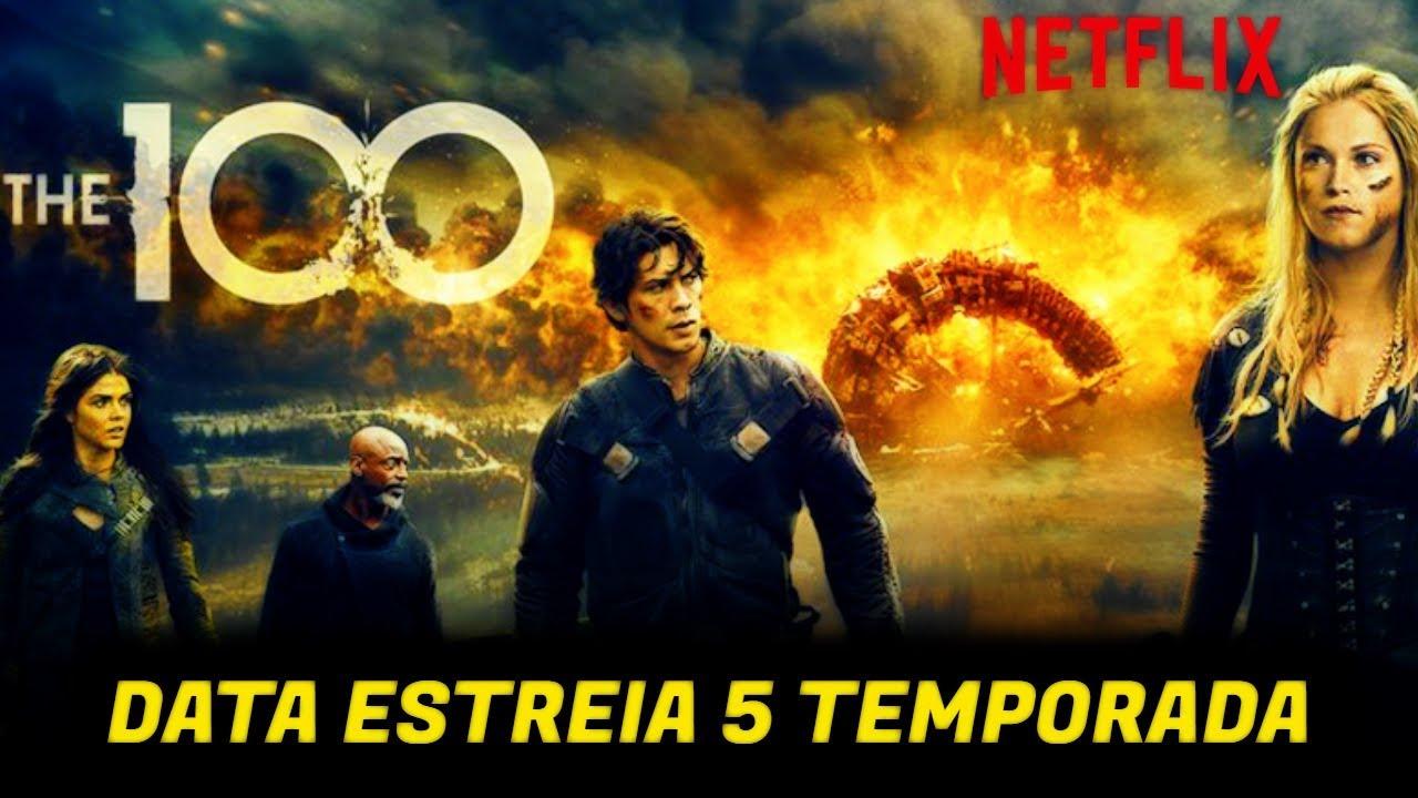 The 100 5 temporada estreia