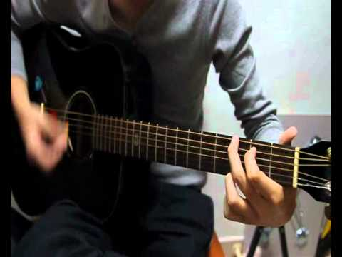 Taylor Swift Speak Now Guitar Cover By Kuansteve With Chords