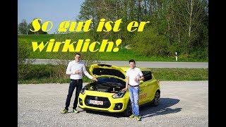 Suzuki Swift Sport 2018   Test + Review deutsch   Technik Check   Fahrbericht