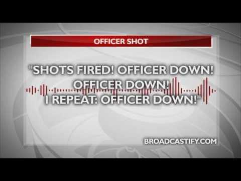 Officer Gary Michael Shot on Duty - Radio Traffic