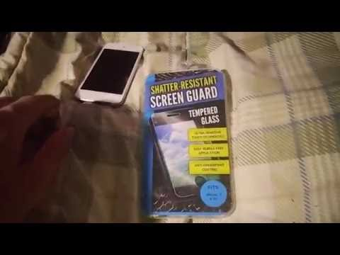 Dollar Store Screen Protector??