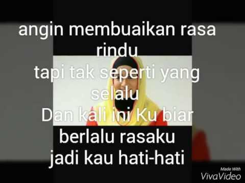 Amira Othman ~Hati-hati (lirik )