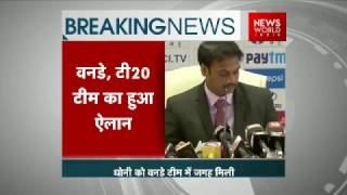 Yuvraj Singh Included For ODIs, T20s Against England; Kohli Named Captain