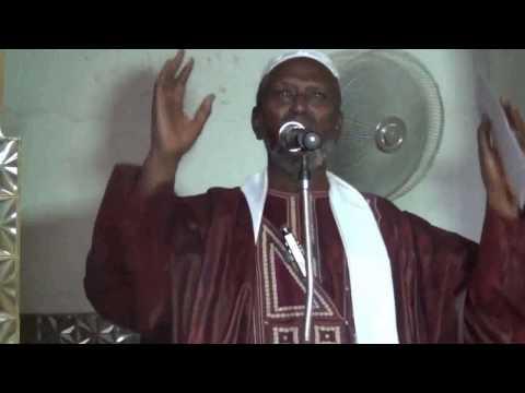 Khoutbah Joumou'ah du 21 avril 2017 Nattou Djoullit avec Imam El Hadji I Kane hafizahou Llah