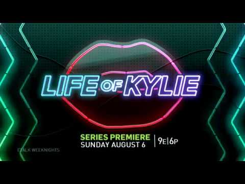 Life Of Kylie | Premieres August 6 | E!