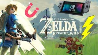 Legend of Zelda Breath of the Wild:Ep. 2 Magnesis Shrine