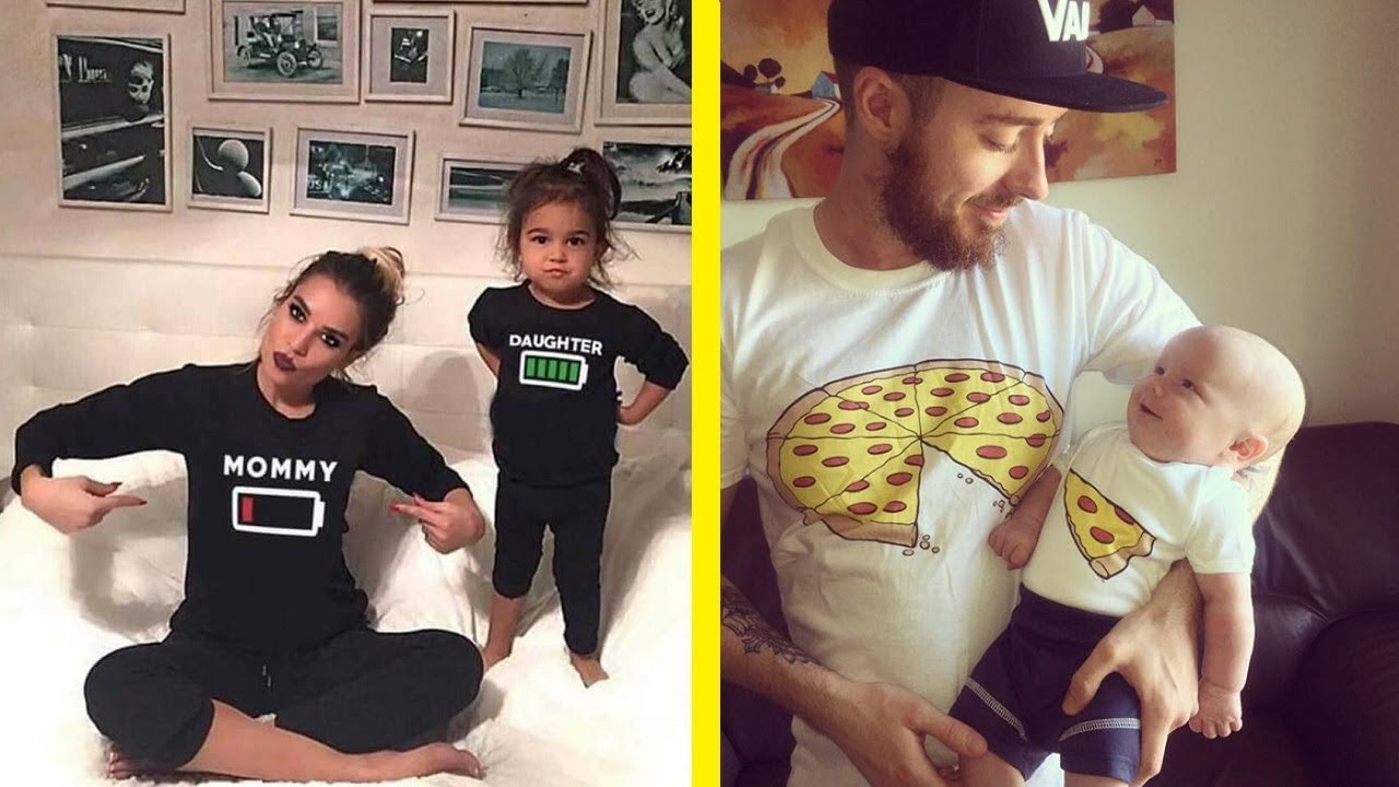 2ece6133 Funny and Genius T-Shirt Pairs That Will Blow Your Mind - YouTube