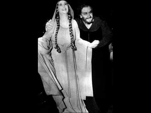 Kirsten Flagstad and Lauritz Melchior sing Gotterdammerung