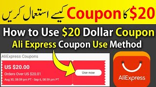 A coupon for aliexpress