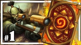 Hearthstone: Hunting the Hunter (Hunter Constructed)