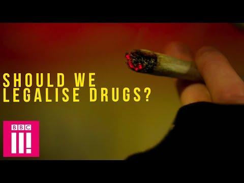 Drugs Laws:  Should Britain Legalise Drugs?