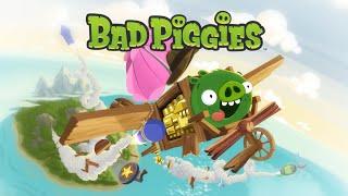Bad Piggies - New Crazy Custom Contraptions update