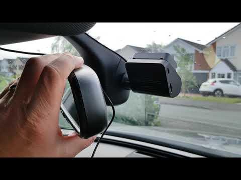 70MAI Smart Dash Cam Installation And Review