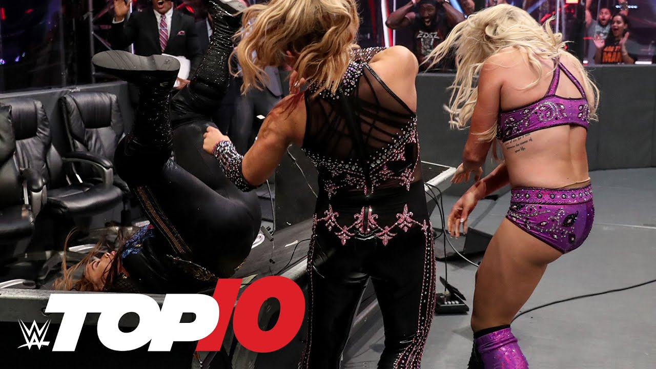 Top 10 Raw moments: WWE Top 10, May 25, 2020