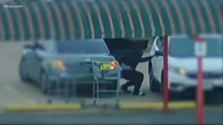 Thief Opens Women's Passenger Door, Snatches Purse At Bellaire Supermarket