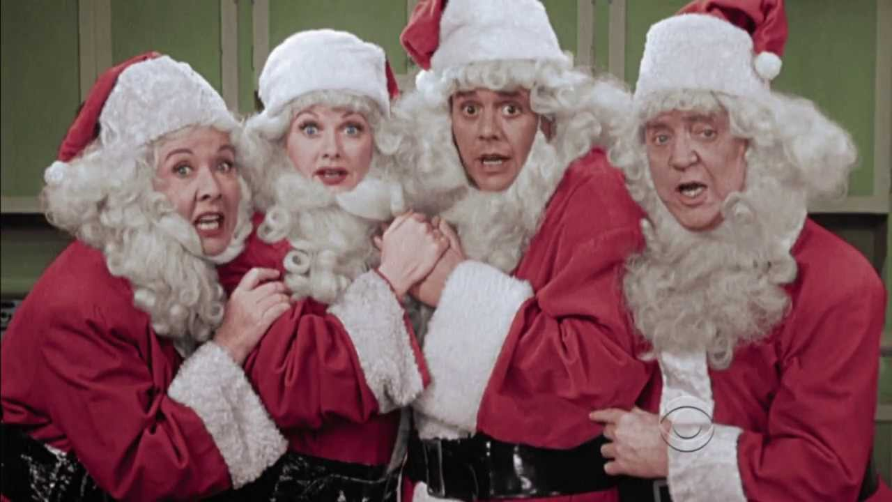 I Love Lucy Christmas Special on CBS tonight! - YouTube