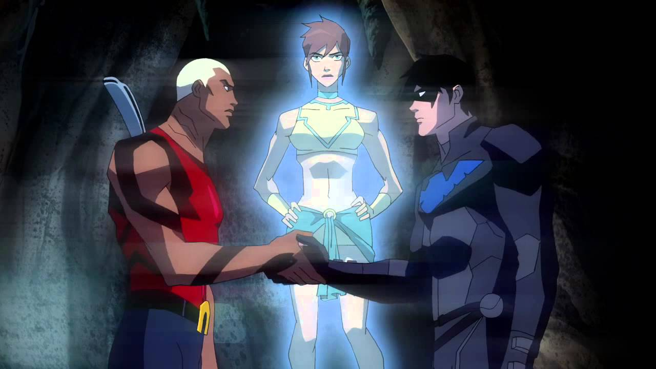 Young Justice S02E10 Miss Martian found out (Spoiler Alert) - YouTube