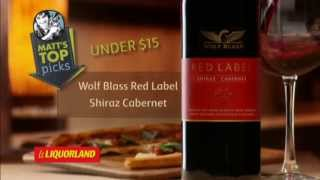 Liquorland Wolf Blass Red Label Shiraz Cabernet