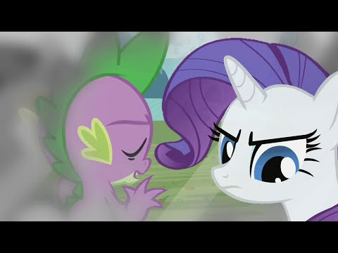 Rarity is the mare all the bad guys want [PMV]