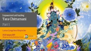 Tara Chittamani Empowerment and practice (English – Italian) – 21/22 January 2017