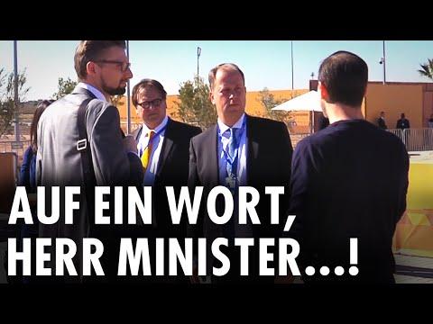 NRW-Integrationsminister Stamp auf