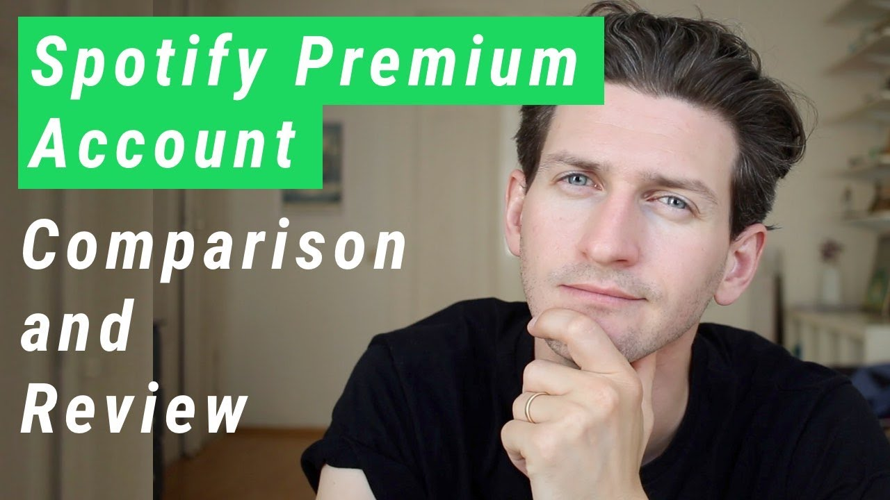 Spotify Premium Account - Comparison and Review