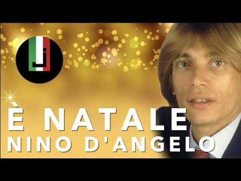 È NATALE - Nino D'angelo (Canzone Originale)