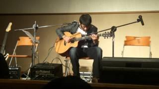 Untitled Blues 陳彥宏 中國醫大弦情吉他社博雅經典講座FINGERSTYLE指彈吉他講座