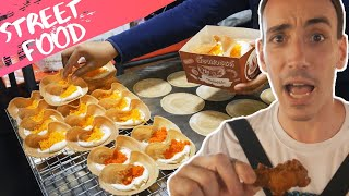 One Night Market In Bangkok!: Street Food at Ratchada Rot ...