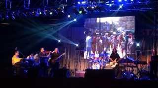 Danzarte Concepcion junto a Los Jaivas | Amor Americano | Pinto - CHILE