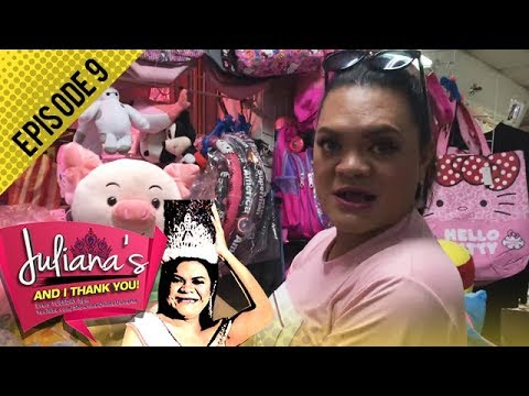 1000 Pesos in 120 Minutes Challenge in Divisoria | Juliana's And I Thank You Episode 9