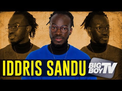 Iddris Sandu on Getting More Kids into Tech Building w Nipsey Hussle & Social Media Banning Users