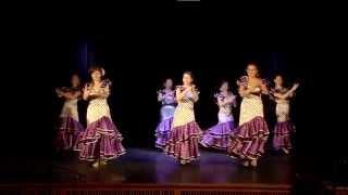 Севильяна фламенко