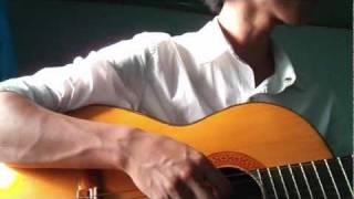 hy vọng monh manh guitar