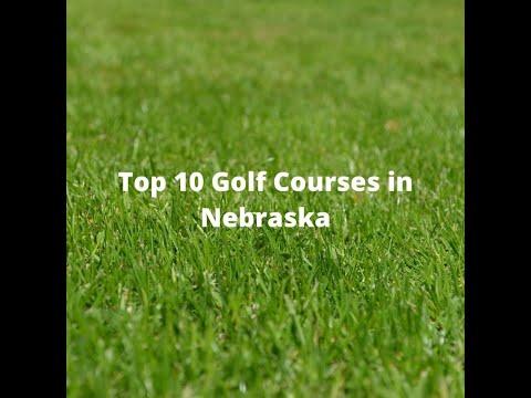 Top 10 Golf Courses in Nebraska