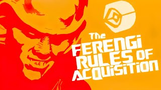 Ferengi Rules of Acquisition [Complete List*]