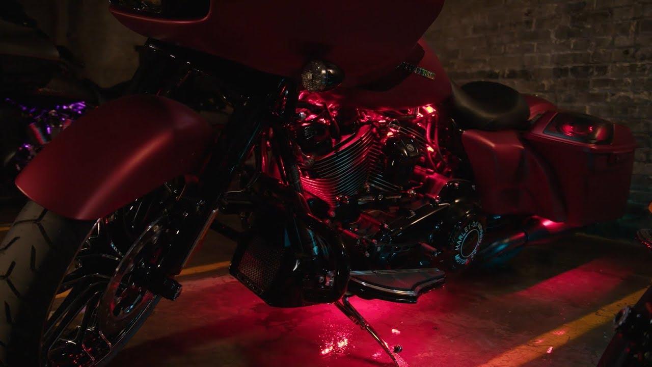Spectra Glo Lighting System Harley