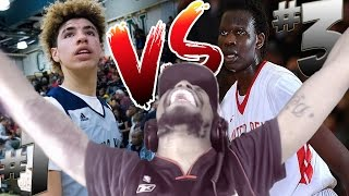 IM GOING TO SEE CHINO HILLS vs #3 MATER DEI TOMORROW! MATER DEI vs CROSSROADS HIGHLIGHTS REACTION!