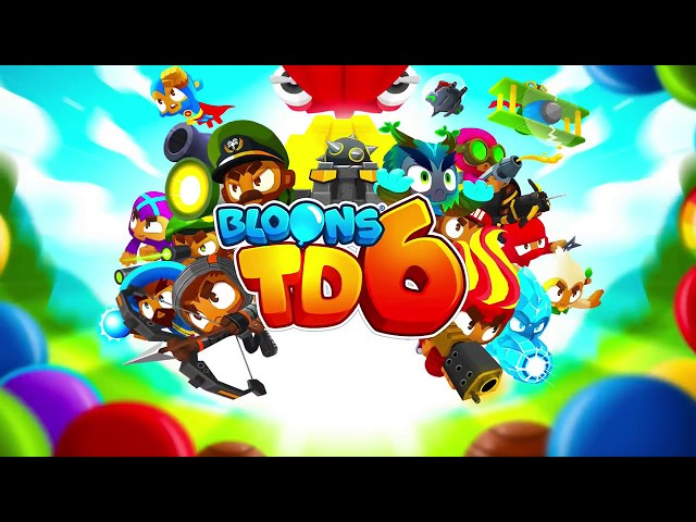 Bloons TD 6 by Ninja Kiwi Limited